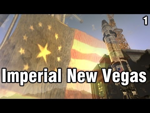 Fallout New Vegas Mods: Imperial New Vegas - Part 1