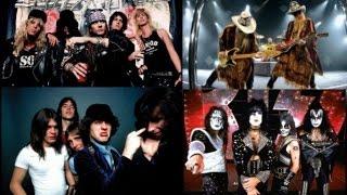 Top 50 Hard Rock Songs