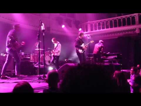 Cold War Kids Miracle Mile - Live Paradiso Amsterdam 2013