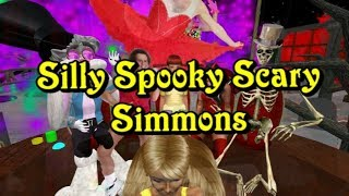 Giant snail race 492 17 Oct 21 Silly Spooky Scary Simmons