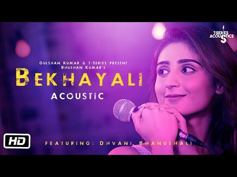 Download Lagu  Bekhayali Acoustic | Dhvani Bhanushali Version Soft Rock Sachet-Parampara | Kabir Singh Mp3 Free