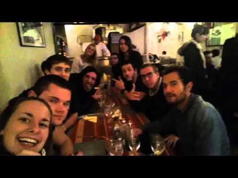 Une année universitaire STAPS, seul, à Corte, Corse (only GoPro)