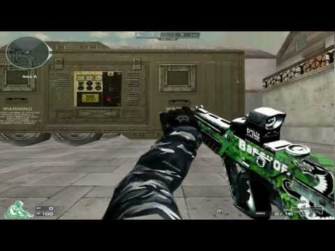 [CF Na/Eu] Skin Weapon By [B]anshoe #1 [DESC] 2012 [HD]