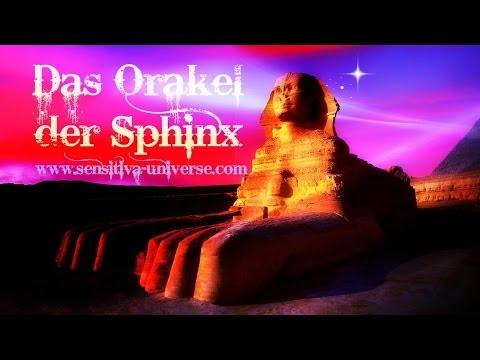 Das Orakel der Sphinx | Was ist Dein karmisches Erbe? ♥ SENSITIVA UNIVERSE