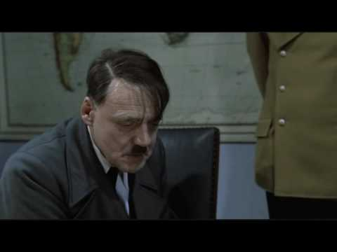 Hitler's Xbox 360 gets the 3 red rings of death error