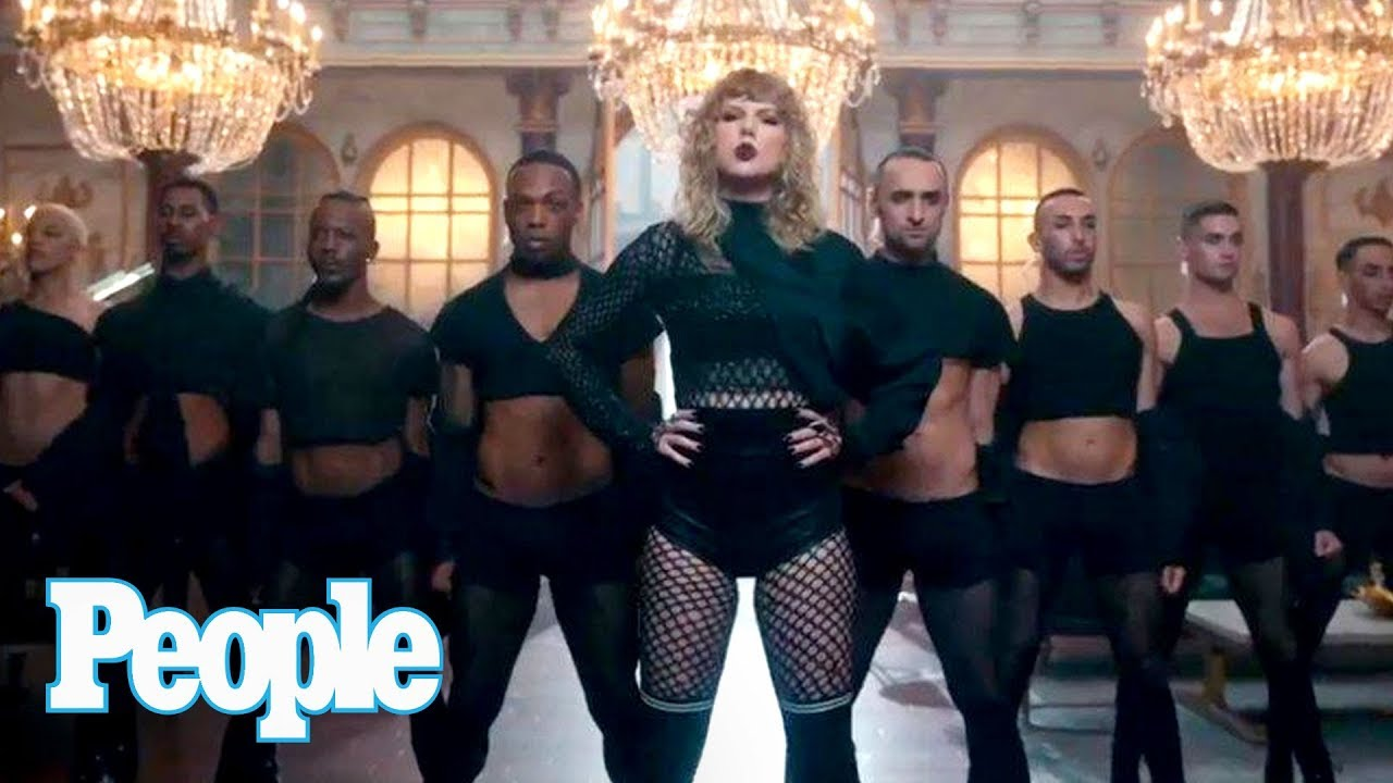 Taylor Swift's Squad: Who's In & Who's Out According To New Music Video | People NOW | People
