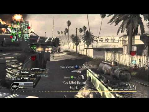 COD4: zzirGrizz Commentary (I am Back!)