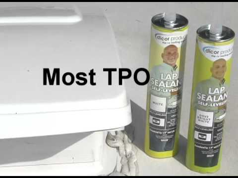 How To Maintain Rv Roof Sealants Presented By Dicor
