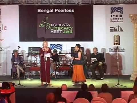 Literature across frontiers poetry workshop - Kolkata Literary Meet 2013