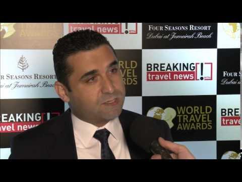 Mazen Al-Mhanna, director of sales and marketing, Sheraton Kuwait