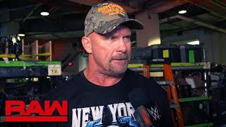 """Stone Cold"" Steve Austin praises atmosphere at MSG: Raw Exclusive, Sept. 9, 2019"