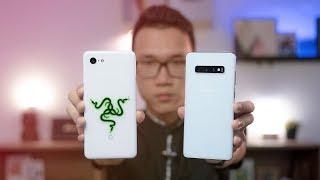 So sánh Samsung Galaxy S10+ và Pixel 3 XL