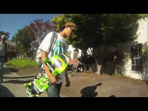 ABEC11 - Jr Yuppie & Sergio Yuppie in CALIFORNIA VACATION