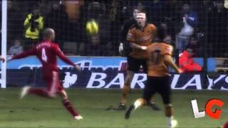 RAUL MEIRELES - Liverpool - Goals, Skills, Emotions - 2010 / 2011 HD