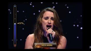 El témpano (Baglietto): Ana Cruz Bossio - Elegidos