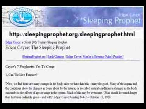 2014 Edgar Cayce s Seven Future Prophecies Predictions to Come - ViewTrakr