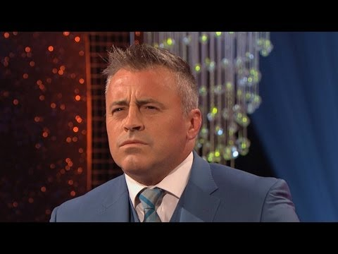 MATT LEBLANC's Acting Tips From Friends' Joey Tribbiani - The Graham Norton Show on BBC America