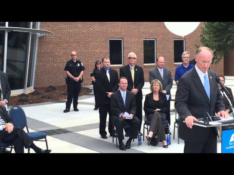Gov. Robert Bentley discusses SWIRLL