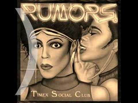 Rumors - Timex Social Club ( V-DJ Mix )