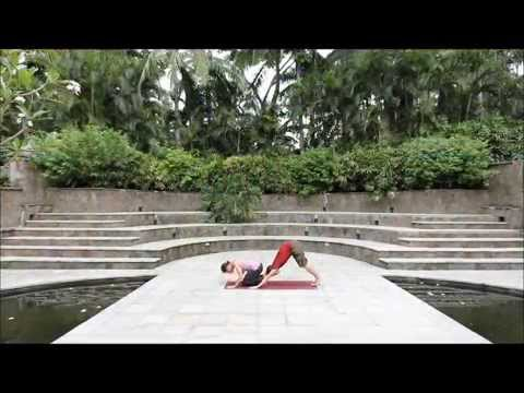 Yoga at The Farm - MICE BUSINESS TRAVEL CHANNEL | MICE NEWS - MICEmedia-online.biz [HD]