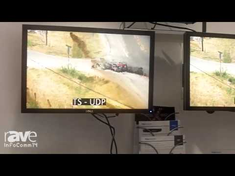 InfoComm 2014: Haivision Discusses Makito X-Series with SRT Enabled Technology