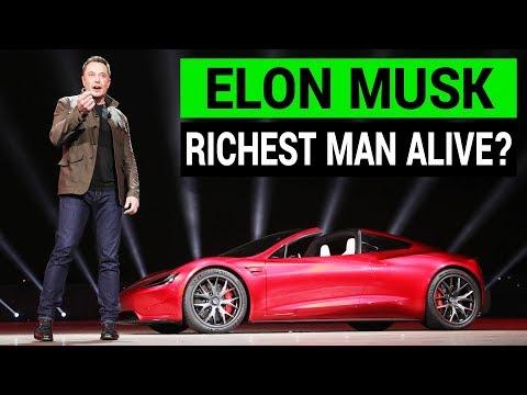 Tesla May Make Elon Musk the Richest Man Alive thumbnail
