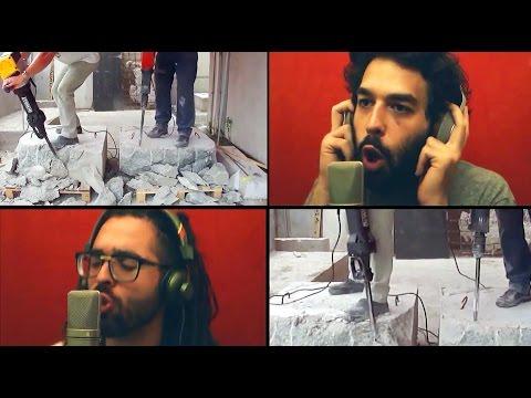 Damian Marley & Skrillex - Make It Bun Dem [Toolstep Cover Version | Official Video 2015]