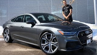 HERE'S WHY THE 2019 AUDI A7 IS ONE OF A KIND! BUT IS IT WORTH $83K?