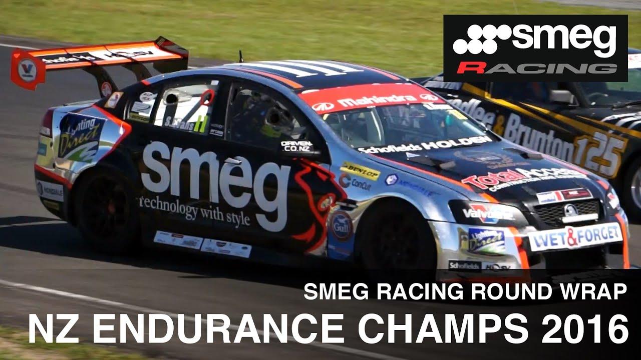 SMEG Racing: NZ 3 Hour Endurance Champs - Hampton Downs 2016