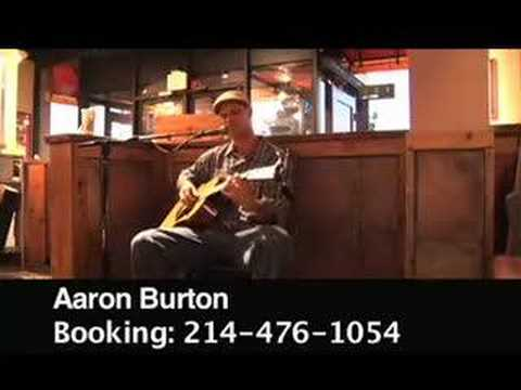 Aaron Burton -Blind Lemon
