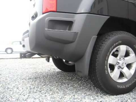 2009 Nissan Xterra Exhaust Video
