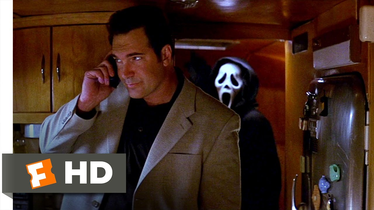 scream 3 312 movie clip back stabber 2000 hd youtube