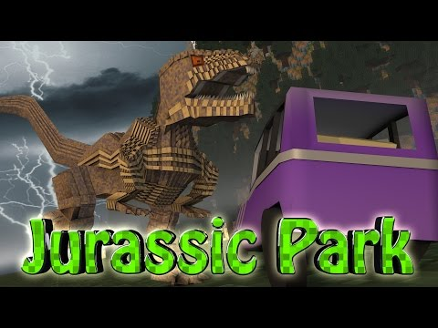 Minecraft Dinosaurs   Jurassic Craft Modded Survival Ep 49!