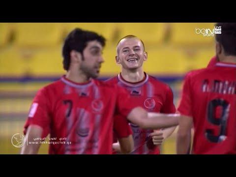 لخويا 5-0 السيلية ( أهداف لخويا Lekhwiya Goals)