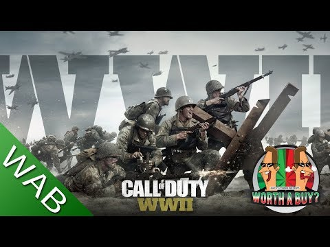 Call of Duty WWII Review - Worthabuy?