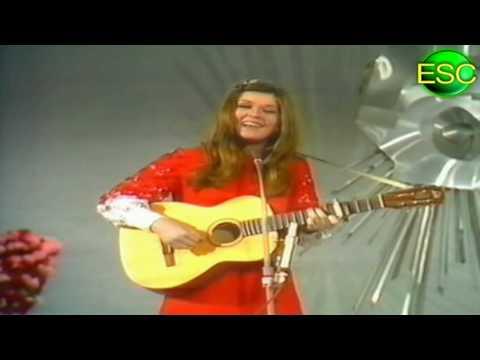 ESC 1969 08 - Netherlands - Lenny Kuhr - De Troubadour
