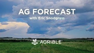 Agrible's Ag Forecast - Oct 15, 2018
