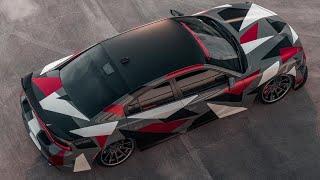 Car Transformation Wrap Dodge charger Daytona
