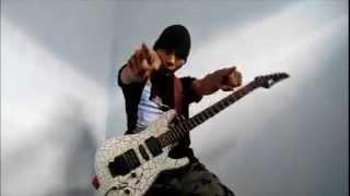 SENI - Rhoma Guitar Cover