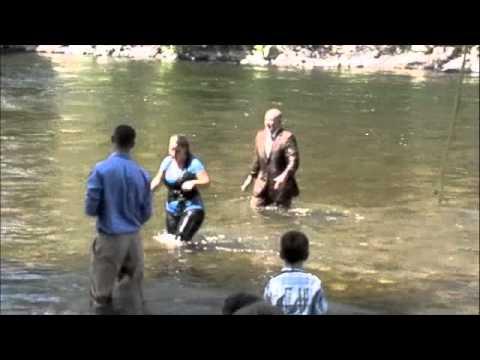 Baptism 2 Glenwood Springs Baptist Church