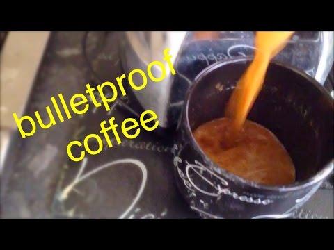 BULLETPROOF COFFEE - Curtis High