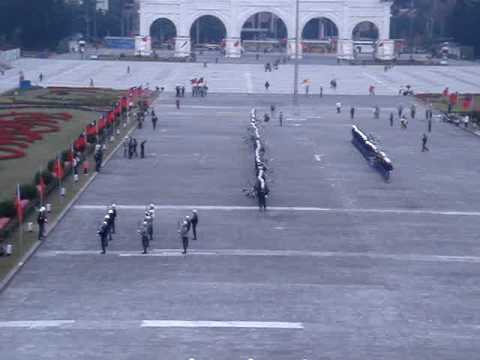 National Taiwan Democracy Memorial Hall Video