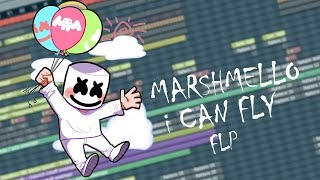 Marshmello Fly Ft Leah Culver Original Mix Full Remake Flp