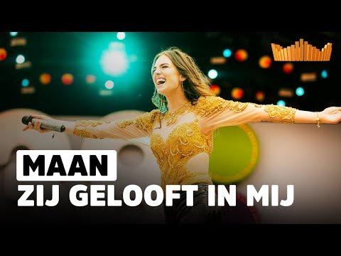 Maan - Zij Gelooft In Mij | Live op 538Koningsdag 2018