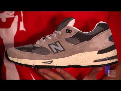 New Balance Made in USA 991 998 1300 Collection