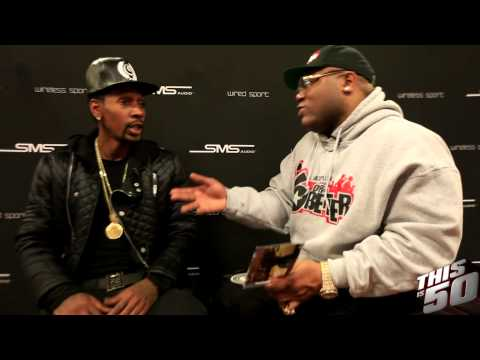 Riz Selfmade on Support From 50 Cent; Process of Making Music; 'Dat Made Life' - TI50