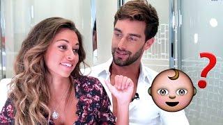 Jessy & Valentin (LMSA): Projet bébé ? Ils dévoilent les prénoms de leurs futurs enfants!