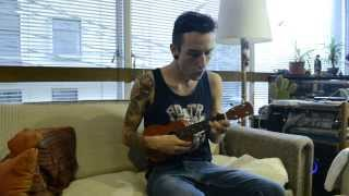 """Matt Lionheart - """"Goodbye, My Lovely Valentine"""" (Living room quick session)"""