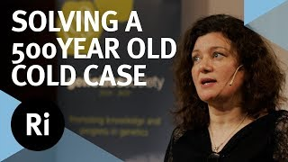 Solving a 500 Year Old Cold Case - with Turi King