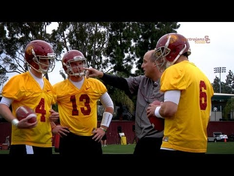PROJECT TROJAN 2013 - Ep. 1 - QB Competition